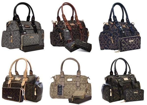 SET Giulia Pieralli Damen Handtasche Damentasche 26119E